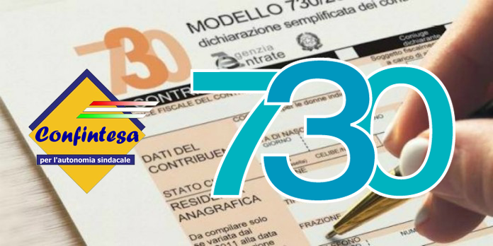 Confintesa 730 2016 elenco dei documenti necessari for Documenti per 730